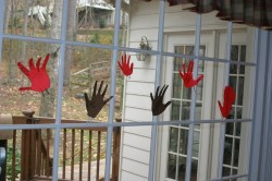 2008 Thanksgiving Hands